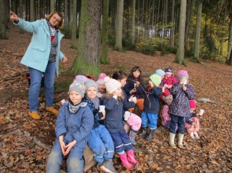 Farbenfrohe Herbsttage